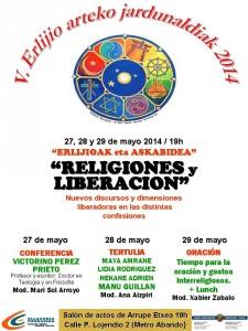 Copia de RELIGIONES y LIBERACION
