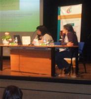 Jornadas 2010 Maddi Bediaga