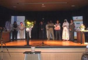Jornadas 2010 Oración
