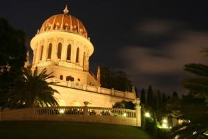 El mausoleo del Báb