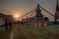 Tiber descenso del Buda