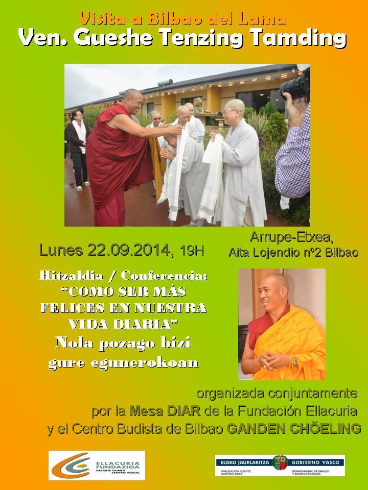 Conferencia Lama 3