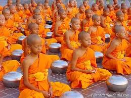 budistas Theravada