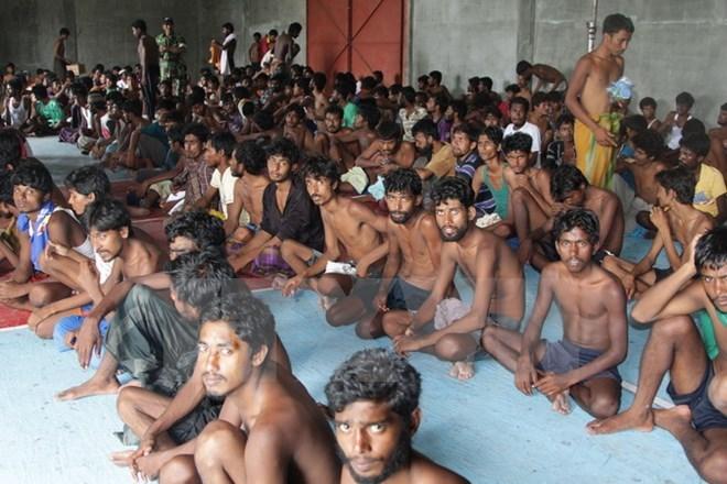 ttxvn_Rohingya