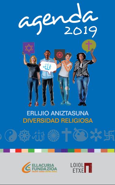 Agenda del Pluralismo Religioso 2019