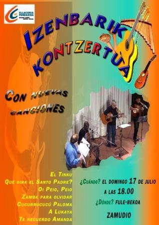 2010.07 Concierto Zamudio
